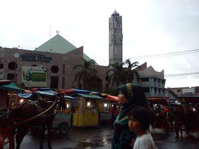 Padang Raya Market