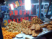 Special Gorengan in Padang Raya Market