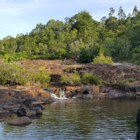 Anambas; Temurun Waterfall