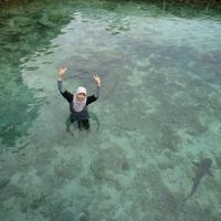 Karimunjawa: Breeding of Shark on Menjangan Besar Island